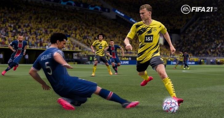 Detallan FIFA21: tendrá modalidad de futbol callejero