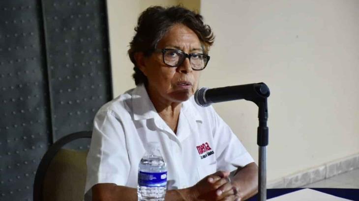 """Confirma Jesusita López que impugnará su destitución; """"soy la dirigente legítima de Morena"""", dice"""