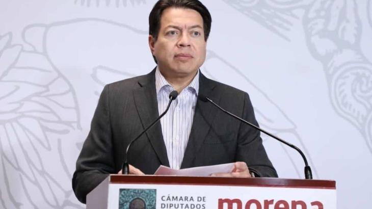 """Reconoce Mario Delgado que """"no fue una negociación fácil"""" elección de los 4 nuevos consejeros del INE"""