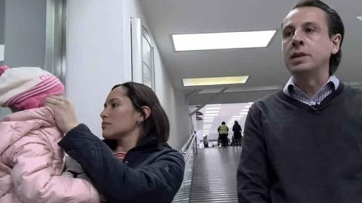 Muere niña por cáncer en Suiza, su padre pide ayuda al gobierno de México para repatriar su cuerpo