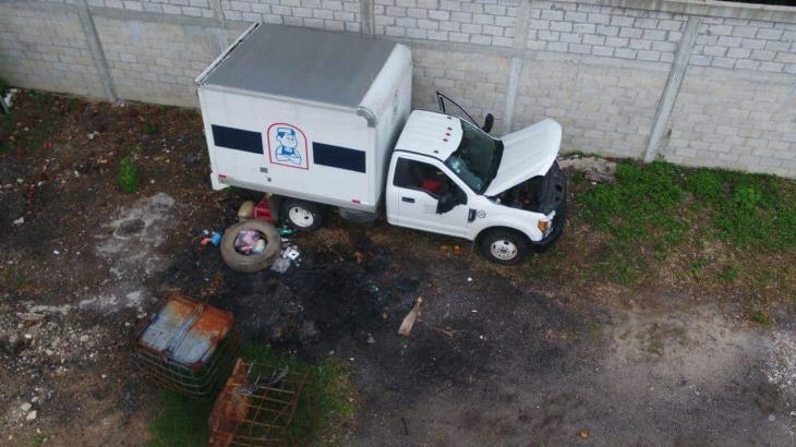 Recuperan 3 vehículos y una moto robadas en Centro