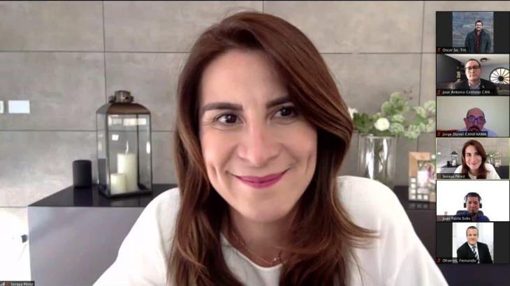 Caso Lozoya, es parecido a una serie de ciencia ficción de Netflix, considera Soraya Pérez