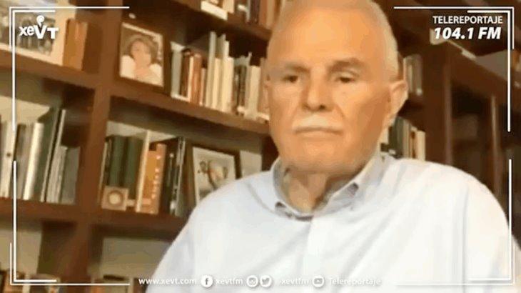 Que no se distraigan de los problemas del País con el caso Lozoya, pide Francisco Labastida