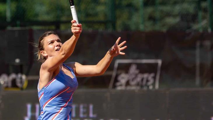 Por bloqueo de visitantes rumanos, Simona Halep renuncia a torneo en Italia