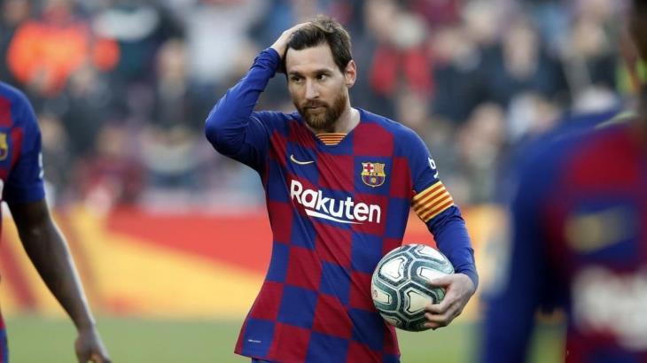 Descartan que Messi llegue al Inter de Milán