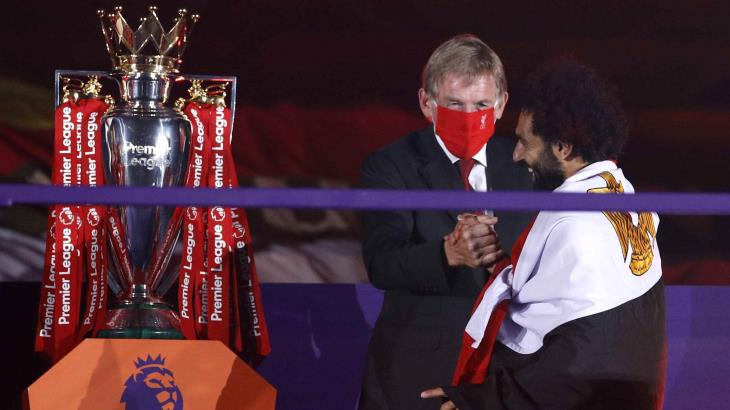 Mohamed Salah no desmiente su salida del Liverpool