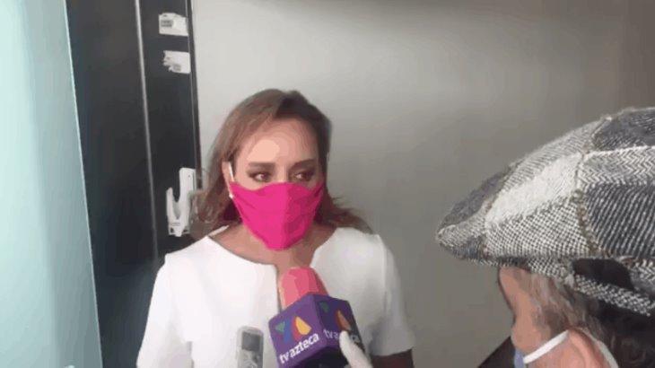 """""""Donde haya señalamientos, que se prueben"""", dice Claudia Ruiz Massieu sobre caso Lozoya"""