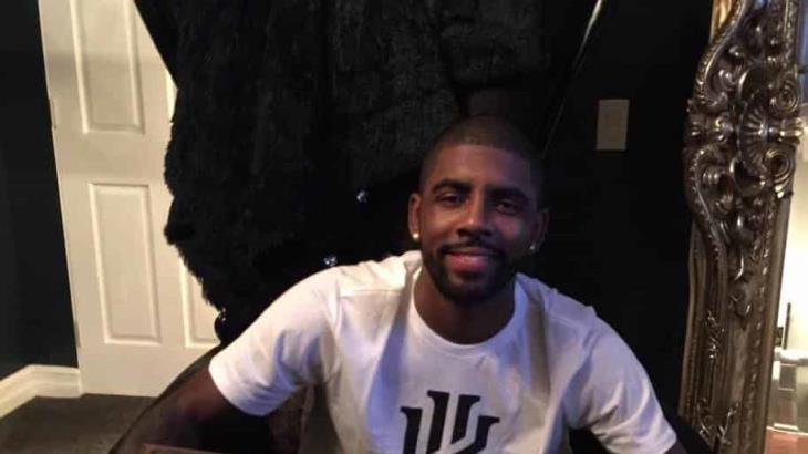 Kyrie Irving dona 1.5 mdd para mantenimiento de basquetbolistas en pandemia