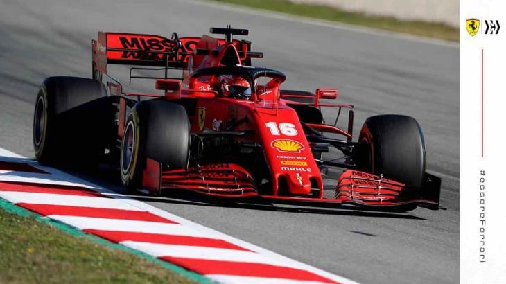 Reconoce Escudería Ferrari no ser competitiva este año
