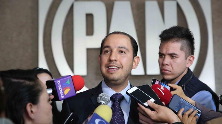 Pide el PAN a AMLO detener a Peña Nieto y no usar el caso Lozoya con fines electorales