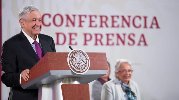 Advierte Andrés Manuel a diputados que no estará tranquilo hasta que eliminen todos los fideicomisos