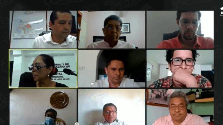Nombran a Armando Antonio Rodríguez encargado de la Secretaría Ejecutiva del IEPCT