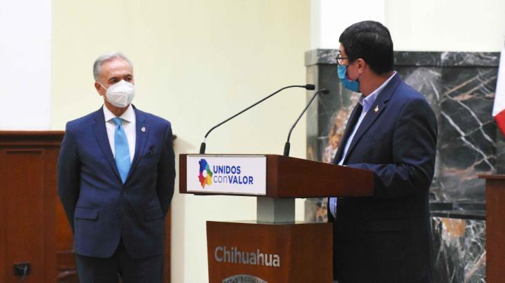 Nombran a nuevo secretario de Salud de Chihuahua tras fallecimiento por Covid-19 de anterior titular