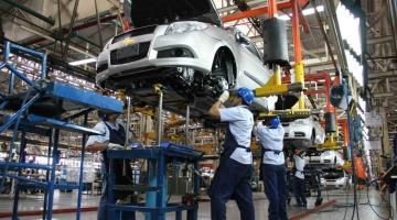 Aumenta actividad industrial en junio: INEGI