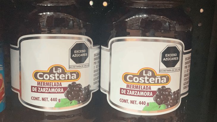 Adelantan dos meses re-etiquetado en alimentos y bebidas, para alertar sobre riesgos sobre su consumo