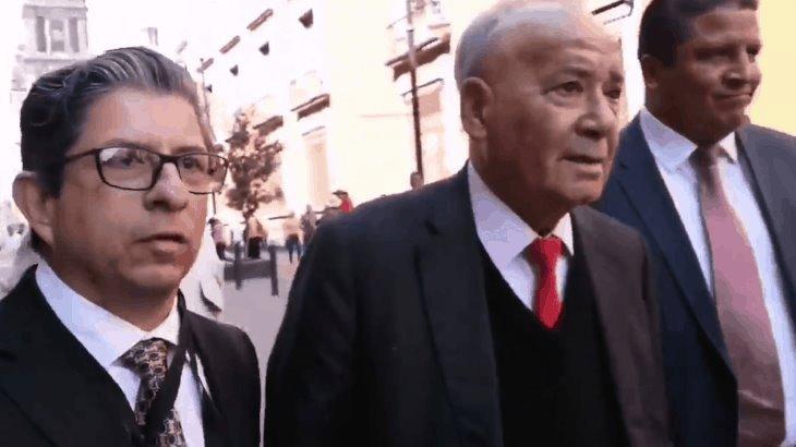 Libran orden de aprehensión en contra de Billy Álvarez, presidente del Cruz Azul
