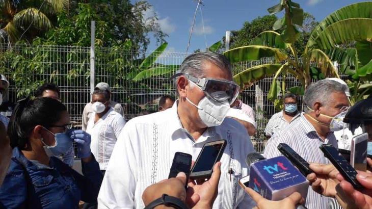 Ya solicitó Gobierno del estado presupuesto a la federación para el nuevo hospital de Cárdenas