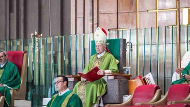 Felicita Arzobispo Carlos Aguiar a la SCJN, por desechar proyecto de despenalización del aborto en Veracruz