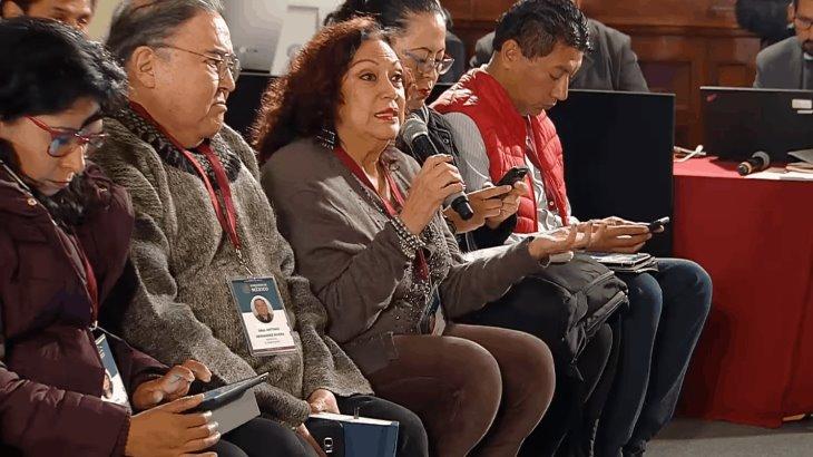 Defiende AMLO nombramiento de Isabel Arvide: es una mujer preparada, austera y no vive con lujos, dice