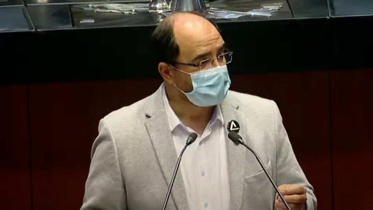 Renuncia de Jiménez Espriú es una advertencia a la militarización del país: senador Emilio Álvarez