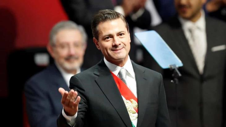Inyectó Odebrecht 4 mdd a campaña presidencial de EPN, acusa FGR