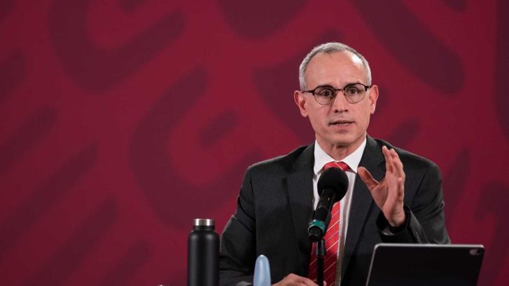 El T-MEC no aporta elementos de intercambio al Sector Salud, porque ya existe un trabajo regional para formar especialistas: López-Gatell