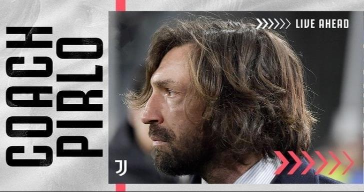 Andrea Pirlo llega como nuevo DT de la Juventus Sub-23