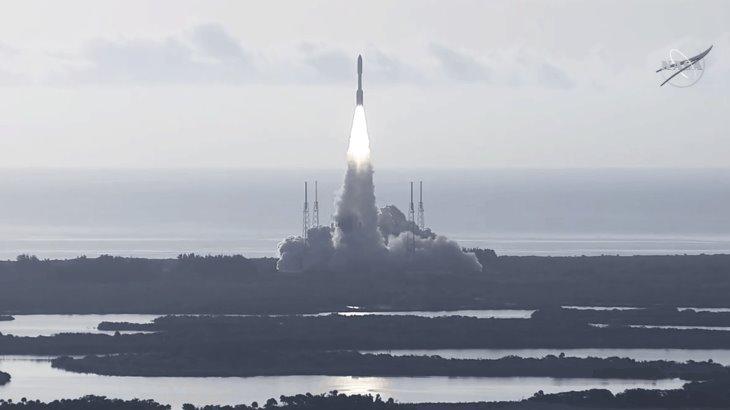 La NASA envía una nueva misión espacial con su rover Perseverance, para buscar rastros de microbios en Marte