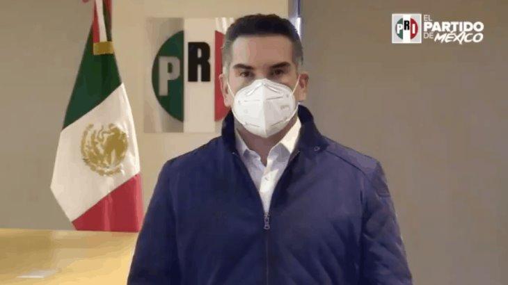 Critica PRI Nacional la atención del Gobierno federal a la pandemia