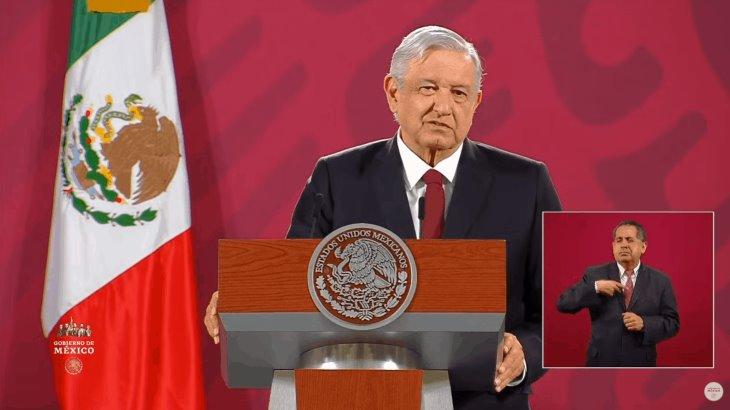 Dice Obrador no tener información sobre presunta custodia a EPN (VIDEO)