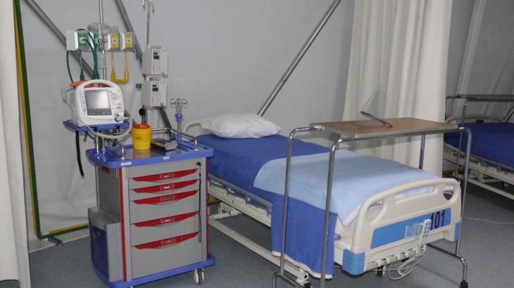 Reporta Salud Tabasco 641 pacientes hospitalizados por padecimientos respiratorios