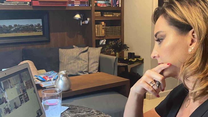 """Pide Claudia Ruiz Massieu cese de """"persecución política"""" contra Osorio Chong"""