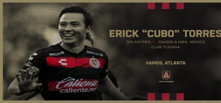 """""""Cubo"""" Torres regresa por cuarta ocasión a la MLS"""