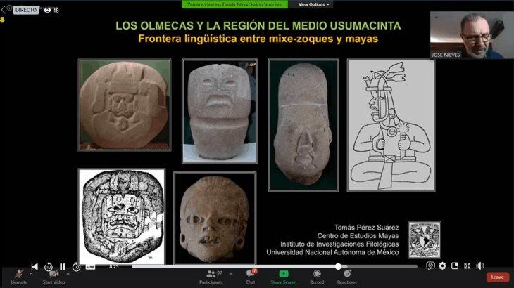 Región de Los Ríos fue frontera lingüística entre Mayas y Mixe-Zoques, afirma arqueólogo