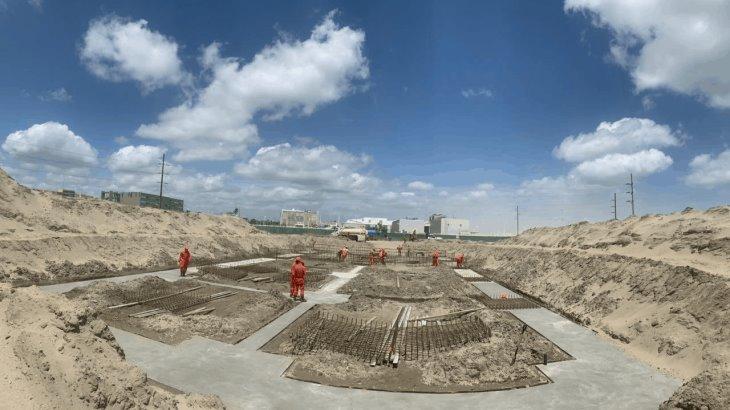 En 15 días iniciará construcción de dormitorios y comedores para trabajadores en la refinería de Dos Bocas