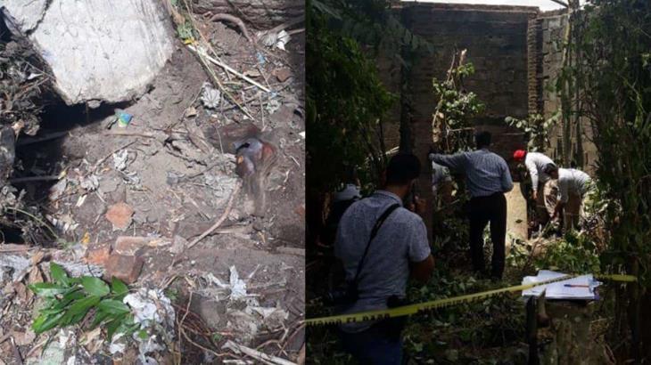 Localizan restos humanos en una casa en Comalcalco
