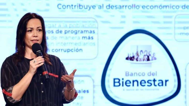 Reportan 140 sucursales del Banco del Bienestar concluidas hasta julio