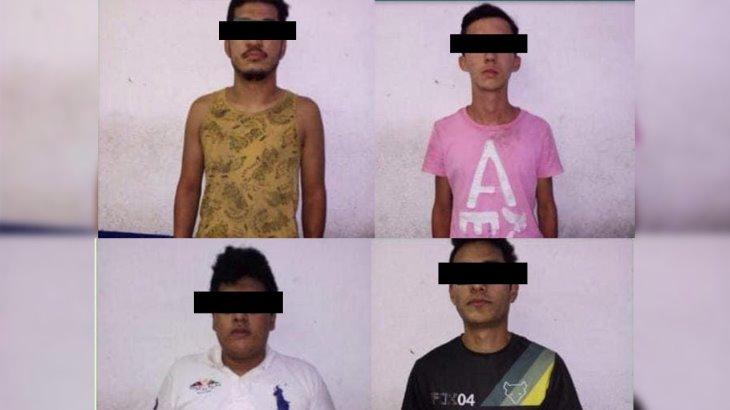 Detienen a seis hombres en Jalpa de Méndez por abigeato