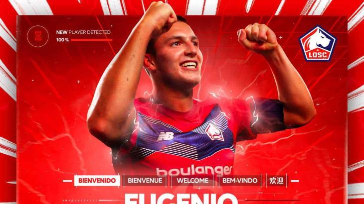 ¡Otro mexicano a Europa! Lille de Francia oficializa llegada de Eugenio Pizzuto