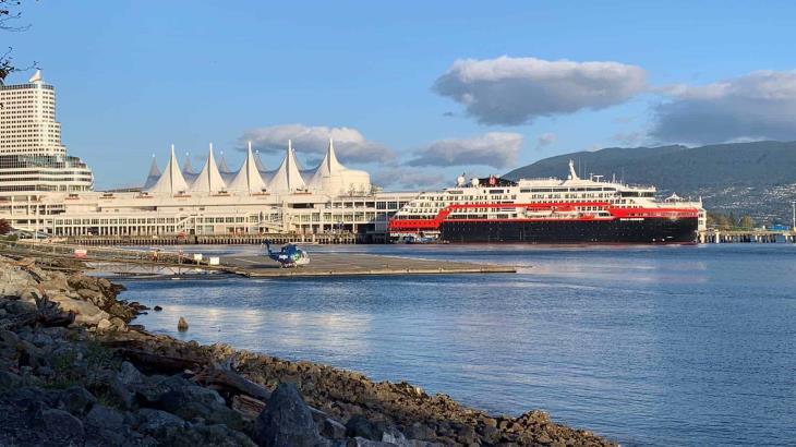 Brote de COVID en crucero desata emergencia en Noruega