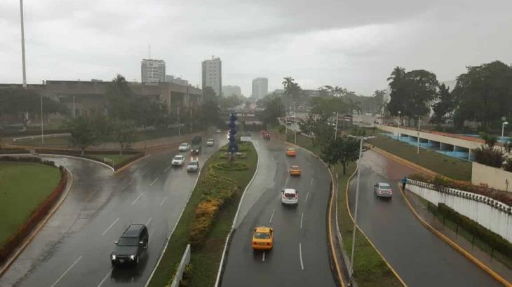 Pronostica Conagua lluvias intensas hoy en Tabasco