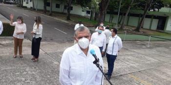 Instalan cámaras, lámparas y carteles para alejar a personas extrañas de Los Ríos