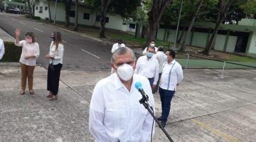 Confía gobierno de Tabasco en que actividad petrolera no se detendrá, pese a anuncio de 25 operadoras de suspender actividades