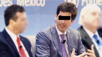 Giran orden de aprehensión en contra de Gonzalo Gil White, hijo del exsecretario de Hacienda, Francisco Gil Díaz