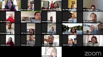 Respaldan legisladores de Morena Tabasco candidatura de Mario Delgado para la dirigencia nacional