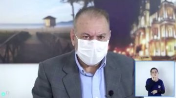 Alcalde brasileño sugiere tratamiento a base de ozono administrado por el recto para combatir COVID-19