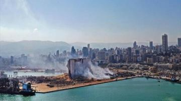 Ejército de EU enviará cargamento de comida, agua y medicinas a Beirut