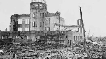 Conmemoran 75 años del lanzamiento de la bomba nuclear sobre Hiroshima