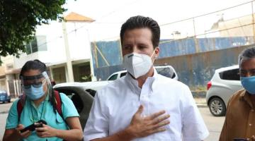 Comparece Gaudiano ante el OSFE; rechaza haber desviado recursos