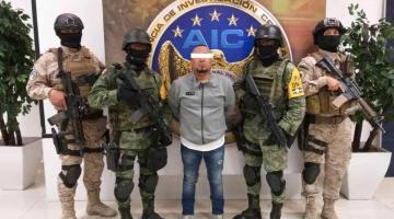 """Trasladan a """"El Marro"""" al penal del Altiplano en el EdoMex"""